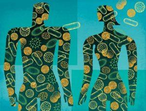腸内細菌と人体の不思議な関係